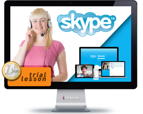 Private Russian lessons via Skype