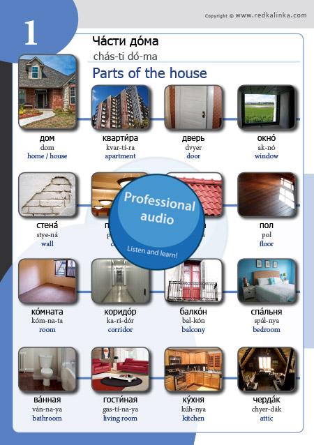 muestra lecciones con audio