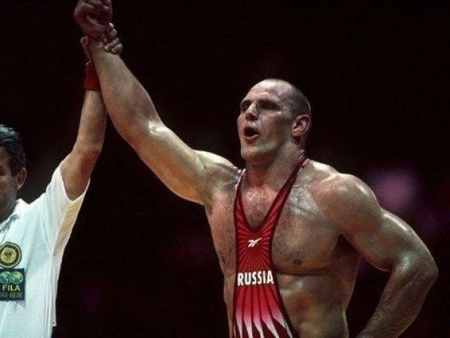 Alexander Karelin: the invincible Russian bear
