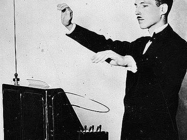 Theremin: the Russian magical instrument